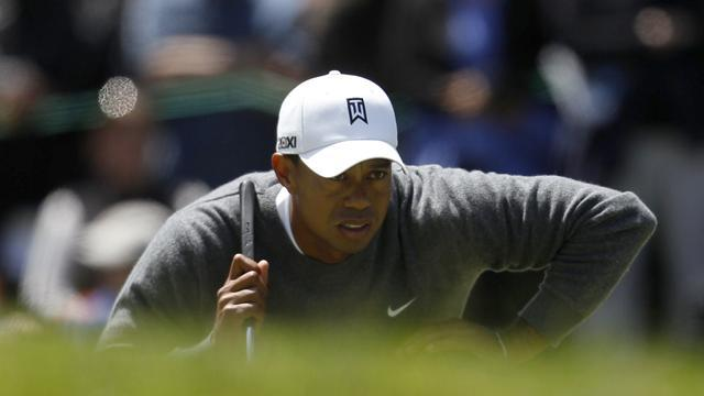 US Open - Doubts still swirl over Tiger's Major form