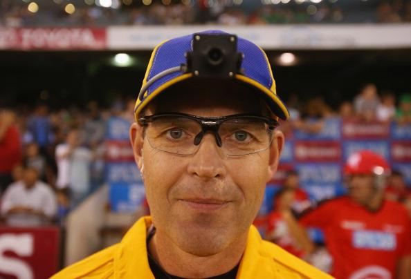 Umpire Cam makes its debut in IPL 7