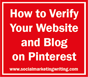 How to Verify Your Website and Blog on Pinterest image How to Verify Your Website and Blog on Pinterest