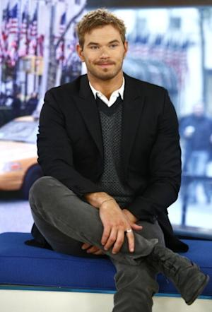 'Twilight's' Kellan Lutz appears on the NBC's 'Today' show in New York City on November 16, 2012  -- Getty Images