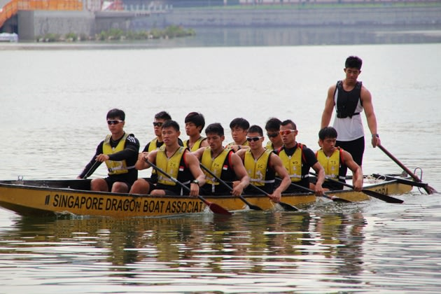 Image result for singapore Dragonboat