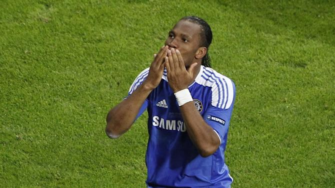 Premier League - Paper Round: Man City set to swoop for Drogba