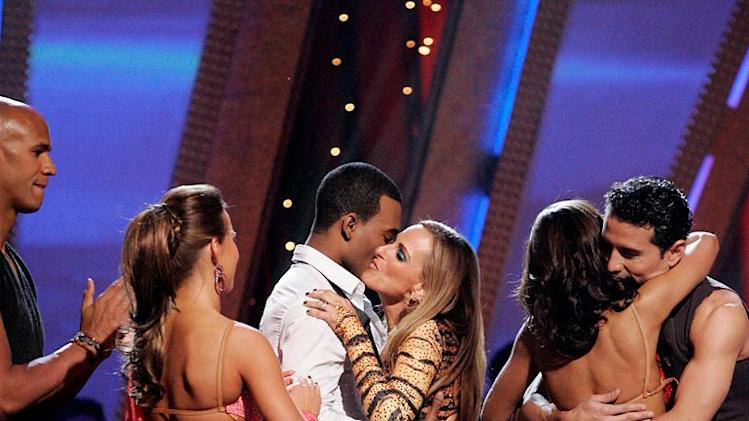 Marlee Matlin and her professional partner Fabian Sanchez, are the fifth couple to be eliminated from the 6th season of Dancing with the Stars.