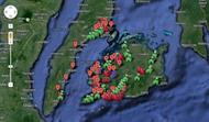 To help earthquake victims in Cebu, Google creates a crowdsourced map of affected areas