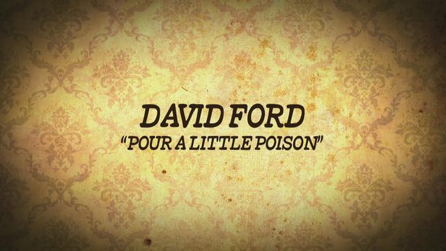 Pour A Little Poison (Official Lyric Video)