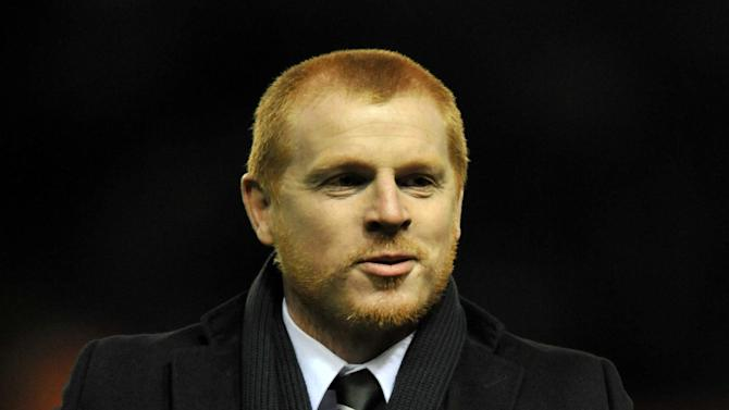 Neil Lennon has not been approached to become Norwich manager