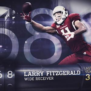 'Top 100 Players of 2015': No. 68 Larry Fitzgerald