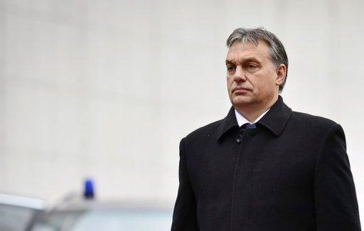 Hungary's parliament approved late Monday a shake-up of the electoral system that critics say is a cynical attempt by Prime Minister Viktor Orban, pictured, to boost his chances of winning another term in 2014.
