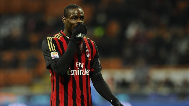 Serie A - Balotelli: 'I don't miss England'
