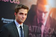 Robert Pattinson. AFP
