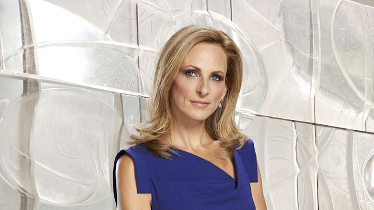 "Marlee Matlin competes in ""The Celebrity Apprentice."""