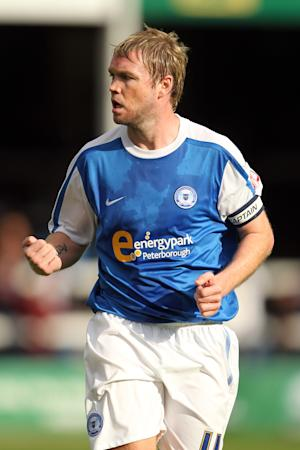 Grant McCann is no longer on the transfer list at Peterborough