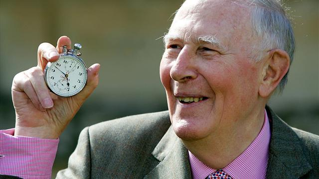 Athletics - Sir Roger Bannister reveals battle with Parkinson's disease