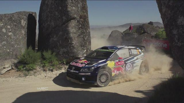 Latvala leads Ogier at Rally of Portugal