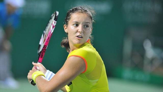 Laura Robson v Hsieh Su-Wei: LIVE