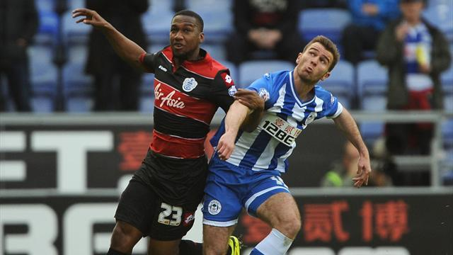 Championship - Wigan and QPR play out cagey goalless draw