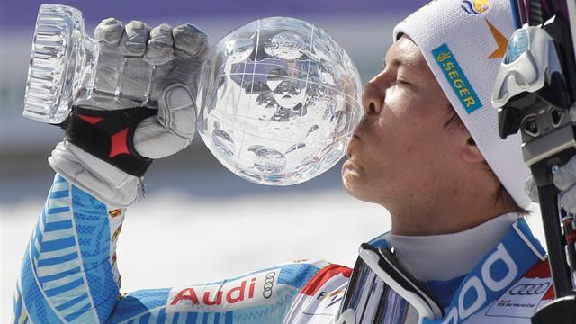 Myhrer wins World Cup with Schladming victory