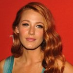 Blake Lively goes strawberry blonde. Getty Images