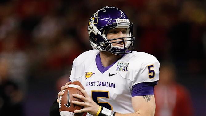 R+L Carriers New Orleans Bowl - East Carolina v Louisiana Lafayette