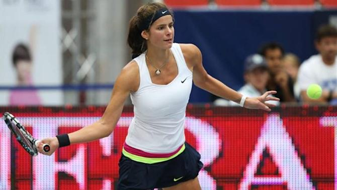 French Open - Goerges's innovation heralds data-based future