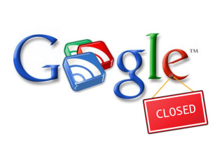 The Culprits Behind the Sudden Demise of Google Reader image google reader