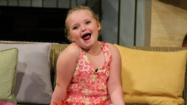 Alana Thompson -- aka Honey Boo Boo -- visits Access Hollywood Live on October 16, 2012 -- Access Hollywood