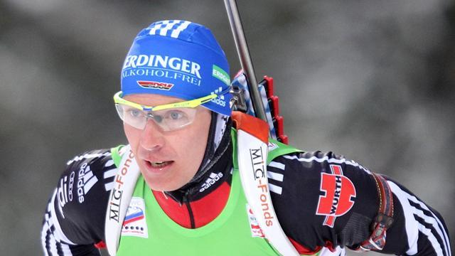 Biathlon - Birnbacher wins in Germany