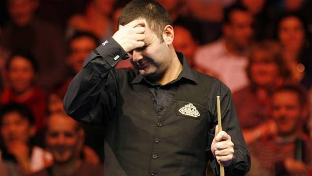 Snooker - Hamilton dumps out Maguire in Munich