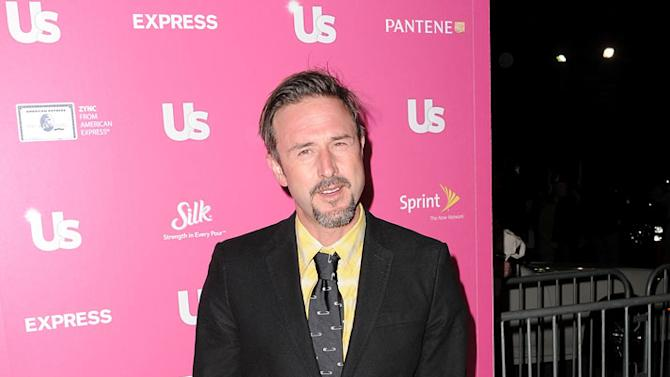 David Arquette US Wkly Pty