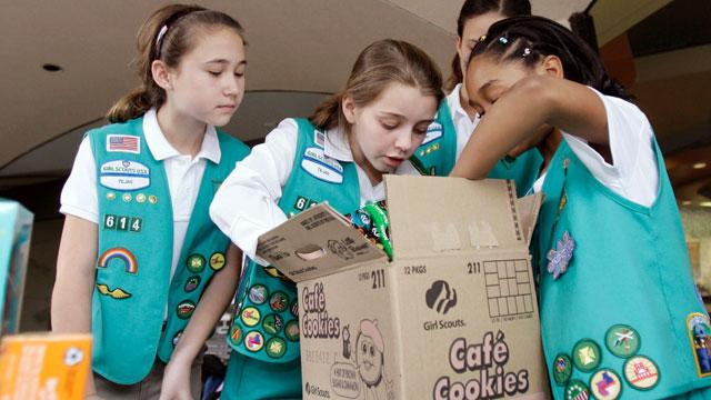 Girl Scouts Power Up to Launch 'Video Game Designer' Patch