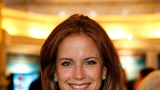 Kelly Preston Scientology Gala