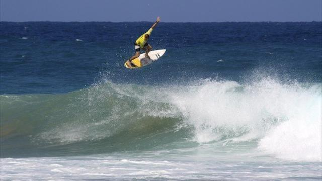 Surfing - Thompson wins in Puerto Rico