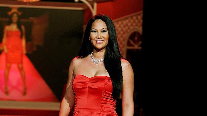Simmons Kimora Lee Red Dress
