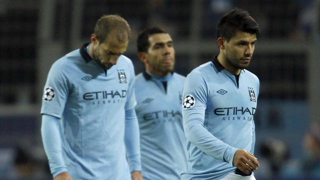 Premier League - Man City announce losses of £97.9 million