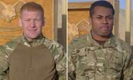 British Soldier's Children Mourn 'Best Dad'