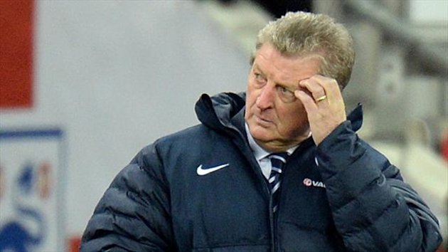 Roy Hodgson's England will now face Italy at 11pm GMT on June 14