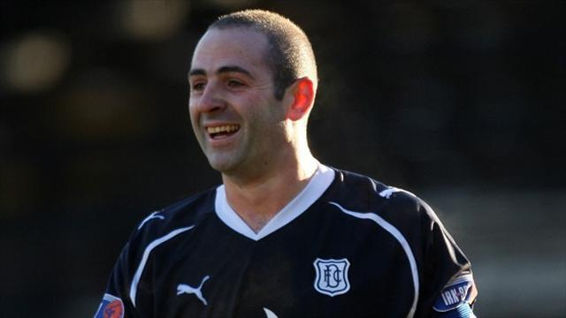 Scottish Football - Harkins set to quit Dundee
