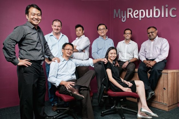 myrepublic team