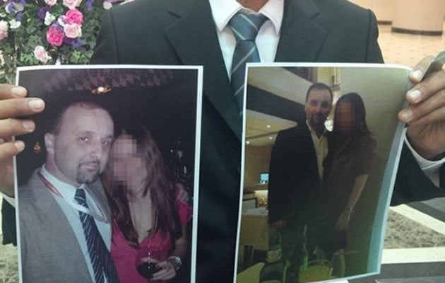 Bosnian sues Malaysian lover for only wanting his European genes. (Malaysian Insider photo)