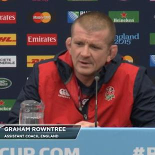 England having the time of their lives - Rowntree