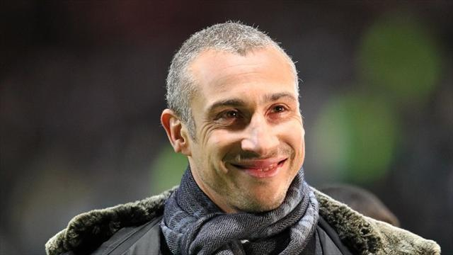European Football - Former Celtic hero Larsson happy at Falkenberg