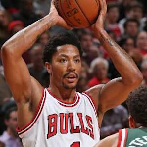 Steal of the Night: Derrick Rose