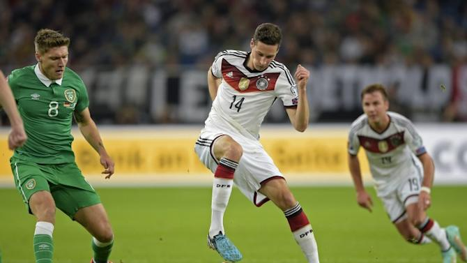What can Ireland learn from Germany's footballing reinvention?