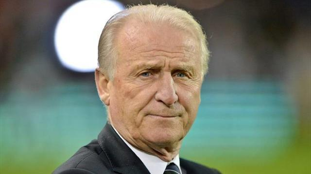 Football - Factbox: Outgoing Ireland manager Giovanni Trapattoni