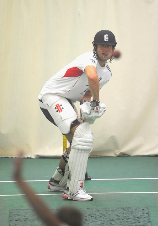 England Nets Session