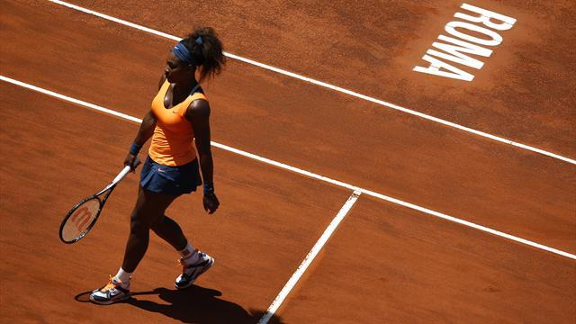 French Open - Dominant Serena fearful of enemy within