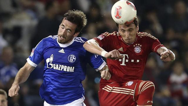 Bundesliga - Schalke lose sleep but not hope after Bayern demolition
