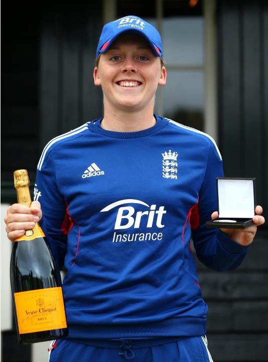 England Women v Australia Women: Women's Ashes Series - Day Four