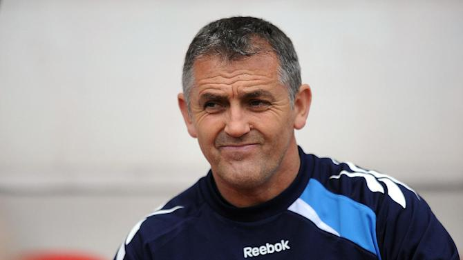 Owen Coyle has indicated that he would be interested in taking the vacant manager's post with Scotland