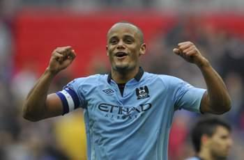 Kompany in 'perfect condition' ahead of 'special' Manchester derby